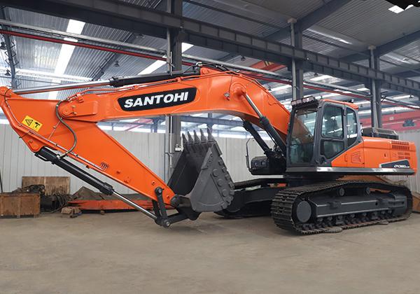 ST380挖掘机