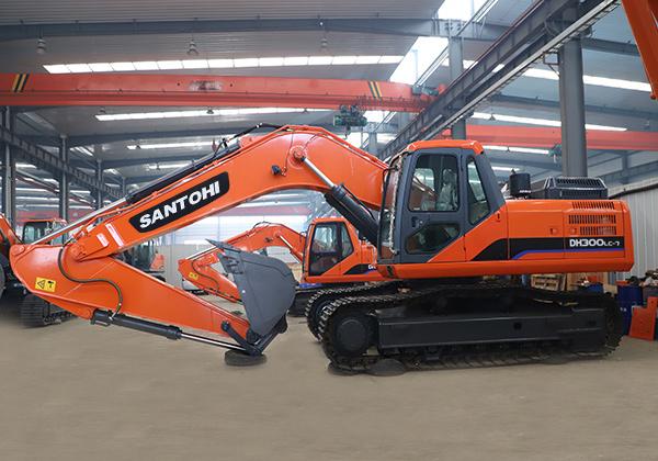 ST300挖掘机